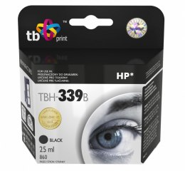 Tusz do HP Nr 339 - C8767EE TBH-339B BK ref.