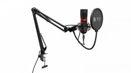 SPC Gear Mikrofon - SM950 Streaming USB Microphone