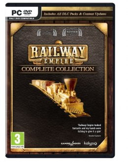 KOCH Gra PC Railway Empire Complete Collection