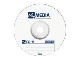 CDR MY MEDIA 700MB WRAP (10 SPINDLE)