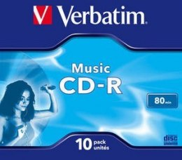 CD-R Audio 80min 10P JC 43365