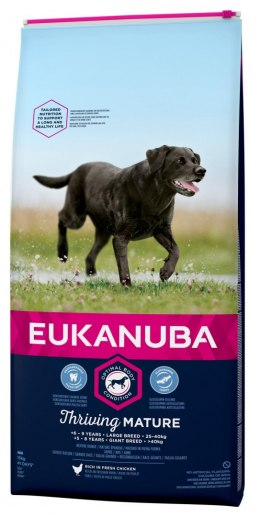 EUKANUBA Thriving Mature Large Breed 15kg