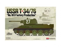 Academy T-34/76 No.183 Factory Production