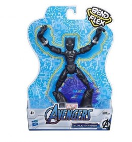 Hasbro Figurka Avengers Band and Flex Black Panther