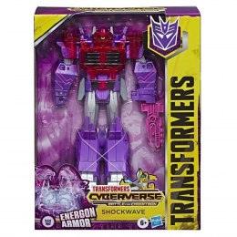 Hasbro Figurka Transformers Action Attackers Ultimate Shockwave