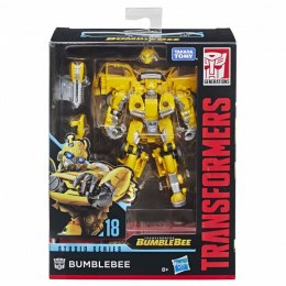 Hasbro Figurka Transformers Cyb Battle Call Trooper Class Bumblebee