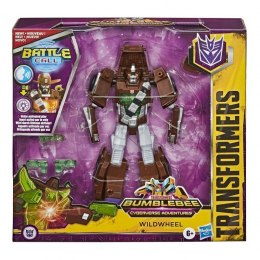 Hasbro Figurka Transformers Cyb Battle Call Trooper Class Wildwheel