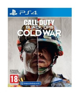 Cenega Gra PS4 Call of Duty Black OPS Cold War
