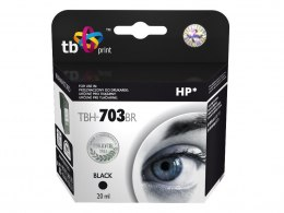 Tusz do HP DJ D730/F735 (HP nr 703 CD887AE) TBH-703BR BK ref.