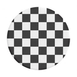 Popsockets uchwyt Checker Black