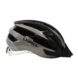 Livall Kask MTB Rowerowy MT1 M szary