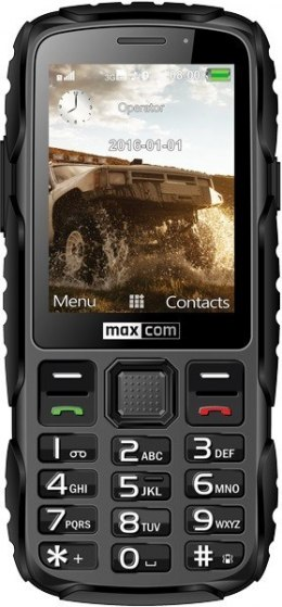 Maxcom Telefon MM 920 STRONG IP67 czarny