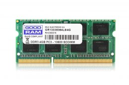 SODIMM DDR3 4GB/1333 CL9 512*8 Single Rank