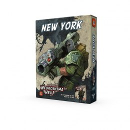 NEUROSHIMA HEX 3.0 : NEW YORK - dodatek PORTAL