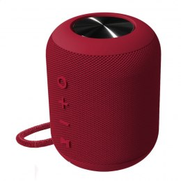 PLATINET SPEAKER / GŁOŚNIK PMG13 PEAK BLUETOOTH 4.2 10W STEREO IPX5 RED [44489]