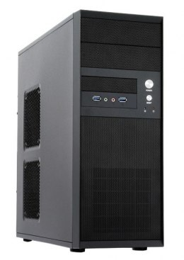 Chieftec CQ-01B-U3-OP Mesh Midi Tower Black