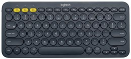 Logitech Klawiatura K380 Bluetooth Keyboard Grey 920-007582