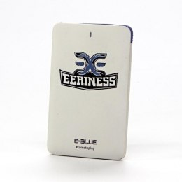 Powerbanka EERINESS, slim, 2500 mAH
