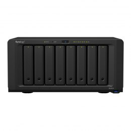 Synology NAS DS1819+, 8-kieszeniowy w wersji desktop, upgradable to 32GB 3Y
