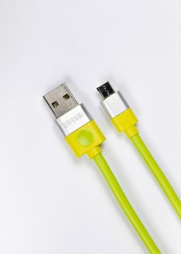 Lark Kabel USB do Micro USB Origami 2m zielony
