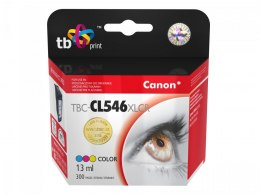 Tusz do Canon PIXMA iP2850/MG2950/2550/2450/MX495 TBC-CL546XLCR Kolor ref.