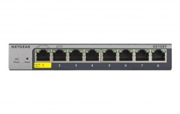 8P GE SMART MANAGED PRO SWITCH