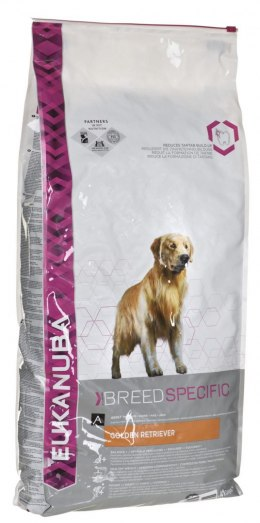 Karma EUKANUBA Golden Retriever Chicken (12 kg )