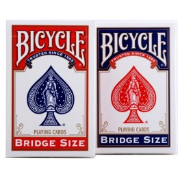 Bicycle Karty Bridge Size Standardowy indeks