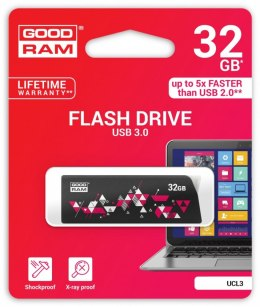 GOODRAM CL!CK 32GB USB 3.0 Black