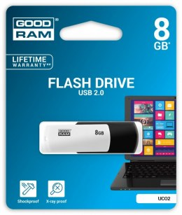GOODRAM COLOUR BLACK&WHITE 8GB USB2.0