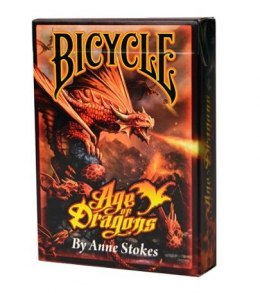 Bicycle Karty Anne Stokes Age of Dragons
