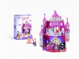 Puzzle 3D Princess Birthday party