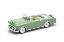 Welly Model kolekcjonerski 1953 Packard Caribbean Convertible, zielony
