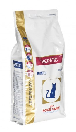 Karma Royal Canin Cat Hepatic (4 kg )