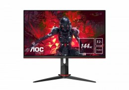 Monitor 27 AOC 27G2U/BK IPS 144Hz 1ms DP HDMI Pivot