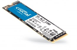 Crucial Dysk SSD P2 1TB M.2 PCIe NVMe 2280 2300/1700MB/s
